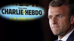 """""""İslam'ı Macron'dan, Charlie Hebdo'dan öğrenecek değiliz"""""""