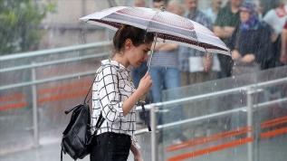 Meteoroloji'den bazı illere kritik yağış uyarısı