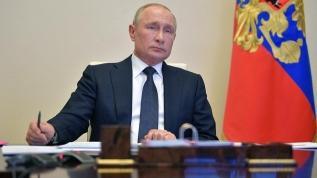 Putin'den işgalci Ermenistan'a Karabağ mesajı
