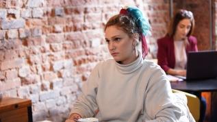 Farah Zeynep Abdullah: Dizi öncesi de saçlarım maviydi