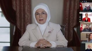 Emine Erdoğan'dan televizyon yayınlarına uyarı: Reytinge kurban etmeyelim