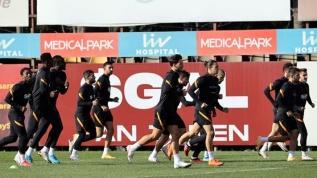 Sakat oyunculardan Galatasaray'a iyi haber
