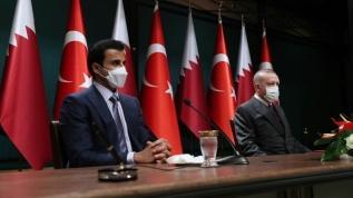 Türkiye ve Katar arasında imzalar atıldı