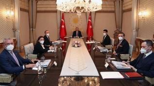 Başkan Erdoğan'ın başkanlığında Türkiye Varlık Fonu toplandı