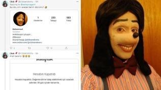 Instagram hesaplarını kapattıran fotoğraf