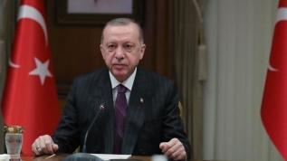 Başkan Erdoğan koronadan daha hızlı yayılan virüse dikkat çekti