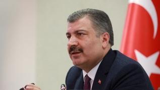 Sağlık Bakanı Koca açıkladı... İşte 28 Kasım koronavirüs tablosu