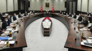 Başkan Erdoğan'dan Kabine sonrası çok önemli açıklamalar