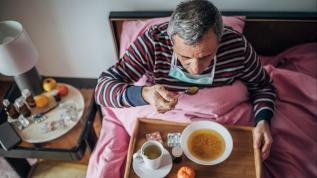 Koronavirüs hastalarına uyarı: İlaçları düzenli kullanın