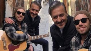 Murat Dalkılıç 'Menajerimi Ara' dizisine konuk oldu