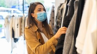 Maske takarken cildinizi koruyun!