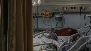 Filistin'de Covid-19 salgınında yoğun artış vaka sayısı