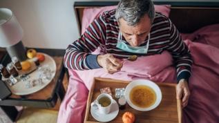 Kovid-19 hastalarına güç veren beslenme tüyoları