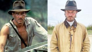 Kıvanç Tatlıtuğ'un Indiana Jones tarzı olay oldu