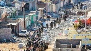 PKK'dan Sincar makyajı!