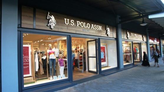 U.S. Polo Assn. 'den 5 katlı amiral mağaza!