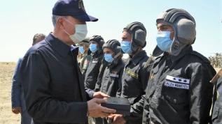 Azerbaycanlı subayın şehit olmadan önceki son sözü