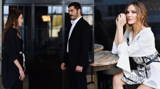 Maraşlı dizisinin Mahur'u Alina Boz oyunculuk kurallarıyla dikkat çekti