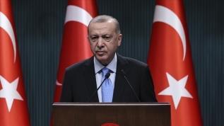 Başkan Erdoğan: Mücadeleyi siber vatanda da göstereceğiz