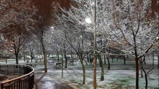 İstanbul'da kar yağışı başladı: Yüksek kesimleri beyaza boyandı