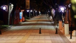 Türkiye'de cadde ve sokaklar sessiz kaldı! Kısıtlama 56 saat sürecek