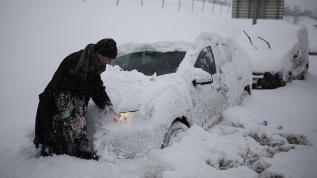 Donacağız! Meteoroloji saat verdi: Yoğun kar yağışı kapıda...