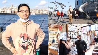 Japon YouTuber'ın Türkiye sevdası