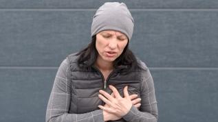 Kar soğuğu kalp krizini tetikliyor