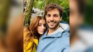 Özge Gürel'den sevgilisi Serkan Çayoğlu'na özlem paylaşımı