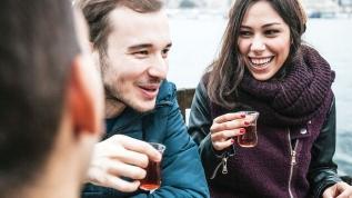 Tiryakiler dikkat: Çayı ılık ve şekersiz için