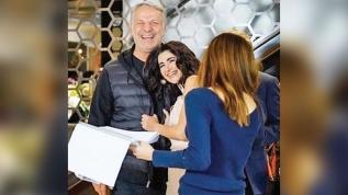 Yasak Elma'da rol alan Nesrin Cavadzade'den kovulmadım paylaşımı
