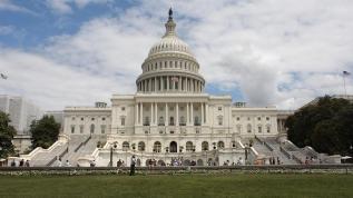 ABD Kongre binası giriş ve çıkışlara kapatıldı