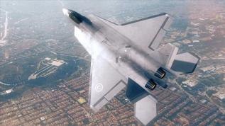 Milli Muharip Uçak projesinde heyecanlandıran gelişme!