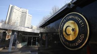 Türkiye, Nijer'de düzenlenen terör saldırısını kınadı