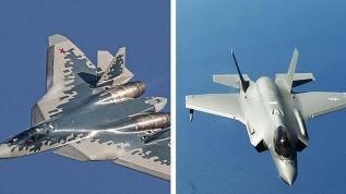 F-35 mi, Su-57 mi? Test pilotu açıkladı
