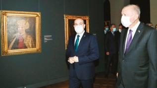 Resim Müzesi'ndeki Osmanlı