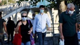 Türkiye'de son 24 saatte 5 bin 967 yeni vaka tespit edildi