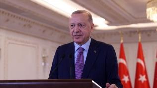 Başkan Erdoğan 2023 yılını işaret etti...