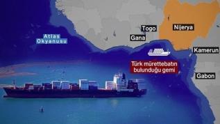 Bakan Çavuşoğlu: Gemi Gabon karasularında