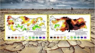 Meteoroloji'den 2020 kuraklık raporu: Yağışlar hangi ilde ne kadar azaldı?