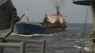 Türk gemisi Nijerya açıklarında kaçırıldı!