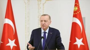 Başkan Erdoğan 'Bir müjde vermek istiyorum' sözleriyle duyurdu