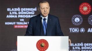 Başkan Erdoğan'dan kentsel dönüşüm mesajı