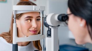 Göz tembelliği beyinde gerçekleşir