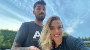 İdo Tatlıse'ten nişanlısı Yasemin Şefkatli'ye romantik kutlama