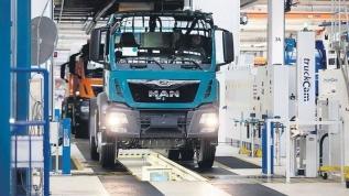 MAN, Almanya'da 3 bin 500 çalışanı işten çıkaracak