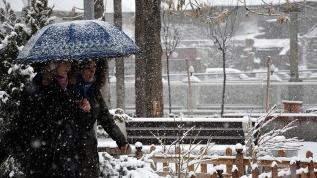 Meteoroloji'den son uyarı... İstanbul'da kar kapıya dayandı