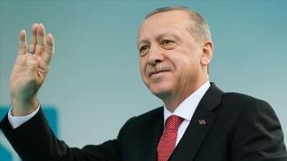İşte Başkan Erdoğan ve AK Parti'nin oy oranı...