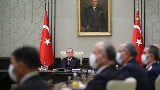 Yılın ilk Milli Güvenlik Kurulu toplandı