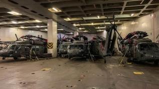 Yunanistan'dan bir tahrik daha! ABD helikopterleri böyle görüntülendi